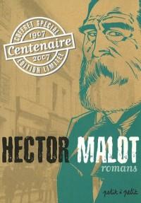 Hector Malot Coffret en 3 volumes : Un curé de province ; Complices ; Baccara