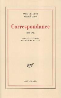 Correspondance :  Claudel-Gide, 1899-1926