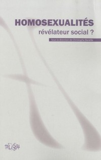 Homosexualités : révélateur social ?