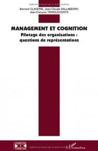 Management et cognition : Pilotage des organisations : questions de représentations
