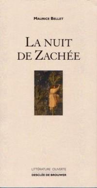 La Nuit de Zachée