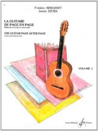 La Guitare de Page en Page Volume 1