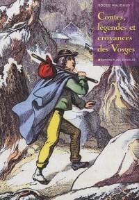 Contes, légendes et croyances des Vosges