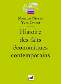 Histoire des faits économiques contemporains