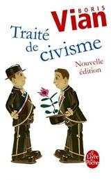 Traité de civisme (nouvelle édition) [Poche]
