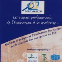 Logiciel Maeva, BTP (CD-Rom)