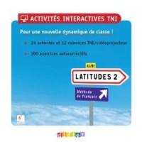 Latitudes 2 - CD ROM Ressources Numériques