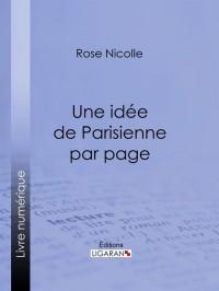 Une idée de Parisienne par page : Un guide beauté empreint d'humour