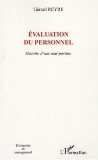 Evaluation du personnel : Histoire d'une mal-posture