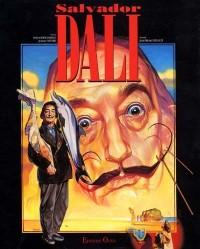 La vie de Salvador Dali en BD