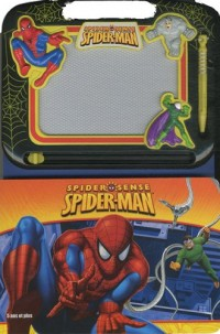 Spiderman l'ardoise magique