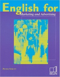 English for marketing and  communication, élève