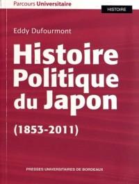 Histoire Politique du Japon 1853 2011