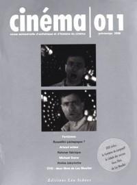 Cinema 011 - Rossellini, Wakamatsu, Artaud, Cuny, Rohmer, Moullet, Snow, Welles - DVD : le Fantôme de Longstaff et la Cabale des oursins, de Luc Moullet