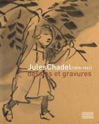 Jules Chadel (1870-1941) : Nature & mouvement : Dessins et gravures