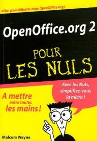 OpenOffice.org 2.0 pour les nuls
