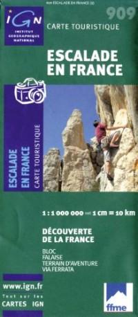 France Natural Climbing Sites