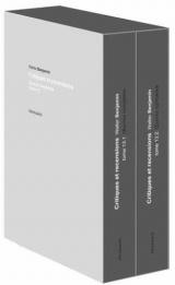 Critiques et récensions : Coffret en 2 volumes : Oeuvres complètes tomes 13.1 et 13.2