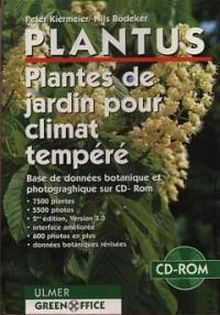 CD ROM plantus - plantes de jardin