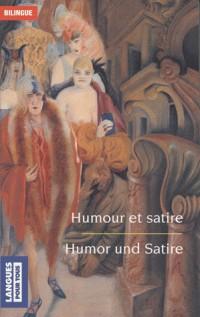 Récits contemporains allemands : Humour et satire