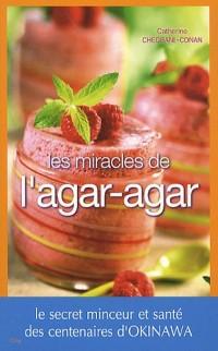 Les miracles de l'agar-agar