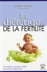 La diététique de la fertilié