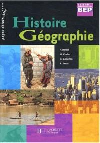 Histoire Géographie 2nde professionnelle BEP