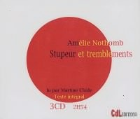 Stupeur et tremblements /3 CD
