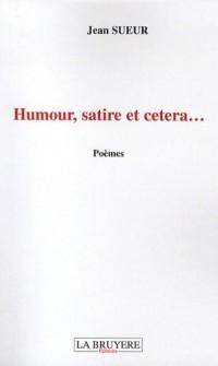 Humour, satire et cetera...