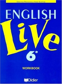English Live, 6e, LV1 : Workbook