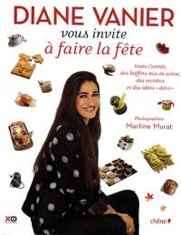 Diane Vanier vous invite à faire la fête