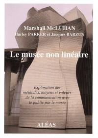 Le musée non-linéaire : Exploration des méthodes, moyens et valeurs de la communication avec le public par le musée