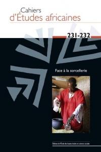 Cahiers d Études Africaines 231-232