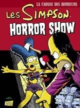 Simpson Horreur T8 - La cabane des horreurs