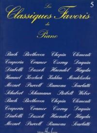Classiques favoris Volume 5