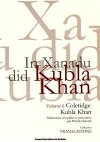Kubla Khan, Samuel Taylor Coleridge 1797