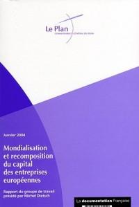 Mondialisation et recomposition du capital des entreprises européennes
