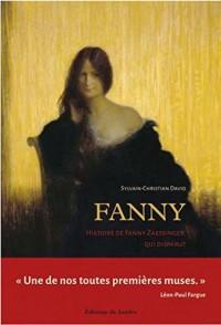 Fanny : Histoire de Fanny Zaessinger, qui disparut
