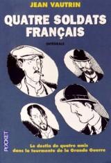 Quatre soldats français - Intégrale [Poche]