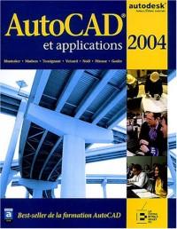 AutoCAD et applications