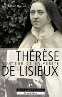 Thérèse de Lisieux docteur de la vérité
