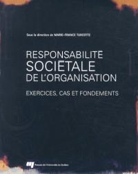 Responsabilite Societale de l Organisation