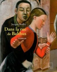 Dans la rue de Balthus