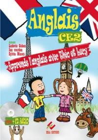 Apprendre l'Anglais avec Theo et Lucy (Livret avec CD)
