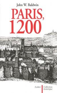 Paris, 1200