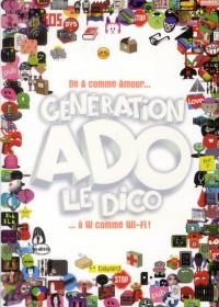 Generation Ado le Dico - Ed2011