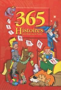 365 histoires pour chaque jour de l'année !