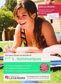 Tout pour réussir sa rentrée en Mathématiques Tle S