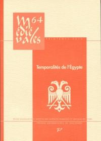Temporalites de l Egypete