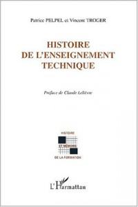 Histoire de l'enseignement technique